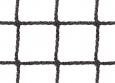 Anhänger-Abdecknetz per m² (nach Maß), schwarz | Schutznetze24