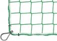 Auffangnetz 6,00 x 10,00 m mit Kauschenbügel | Schutznetze24