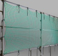 Construction Site Safety Net 1.50 x 5.00 m (Isilink) | Safetynet365