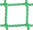 Skip Cover Net 3.5 x 5m, Green | Safetynet365
