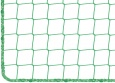 Containernetz 3,00 x 6,00 m (2,3 mm stark), grün | Schutznetze24