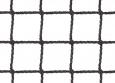 Anti-Litter Net 3.00 x 25.00 m, black | Safetynet365