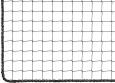 Engmaschiges Container-Abdecknetz 3,50 x 7,00 m   Schutznetze24