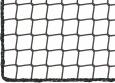 Netz nach Maß 4,5/45 mm, schwarz | Schutznetze24