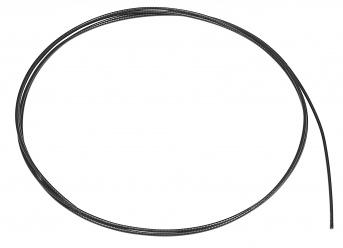 Stahldrahtseil 4/5 mm (PVC-ummantelt) - Meterware