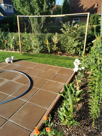 Ballfangnetz für Tischtennis per m² (nach Maß) | Schutznetze24