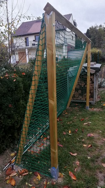 Close-Meshed Soccer Goal Net by the m² | Safetynet365