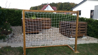 Customized Soccer Goal Net | Safetynet365