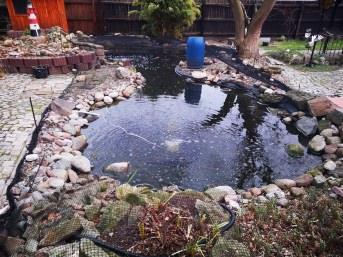 Pond Net against leaves, Custom-Made | Safetynet365