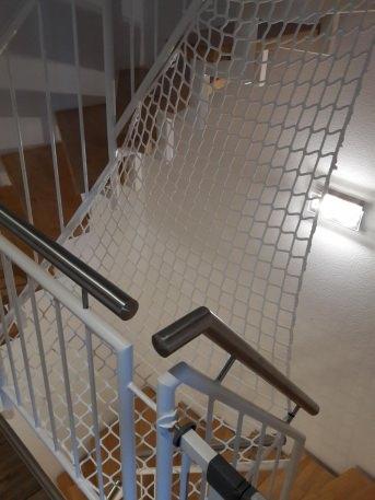 Balcony Safety Net for Children (Custom-Made) | Safetynet365