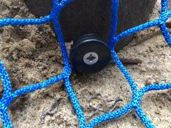Polyethylene Knobs (Set with 10 pcs.) | Safetynet365