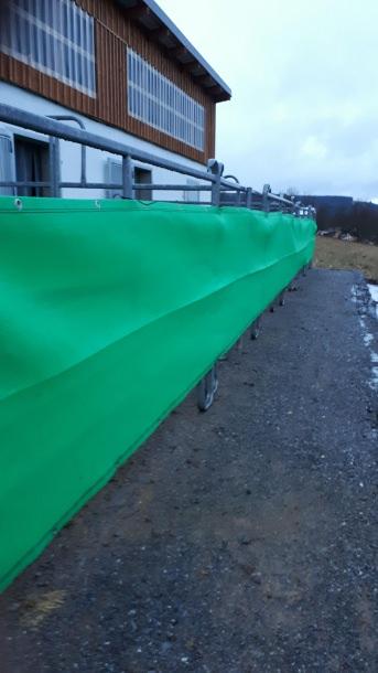 Windscreen Net for Home, Garden & Sports | Safetynet365