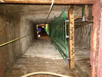 Construction Site Net pursuant to EN 1263-1 by the m² (Custom-Made) | Safetynet365