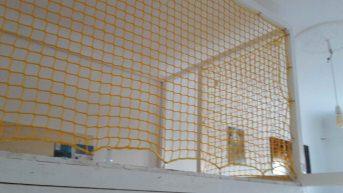 Loft Safety Net by the m² (Custom-Made) | Safetynet365
