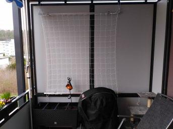 Schutznetz per m² (nach Maß) 2,3/100 mm | Schutznetze24