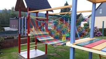 Kinder-Schutznetz per m² (nach Maß) | Schutznetze24
