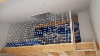 Baunetz DIN EN 1263-1 per m² (nach Maß) | Schutznetze24