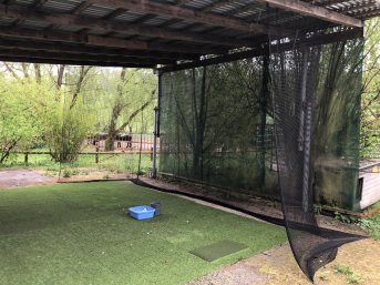 Golf-Fangnetz per m² (nach Maß) | Schutznetze24