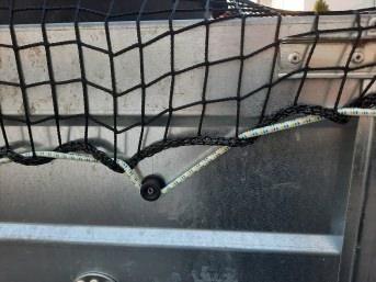 Gummispannleine 6 mm - Meterware | Schutznetze24