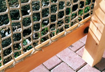 Balcony Safety Net for Children (Custom-Made) | Safetynet365