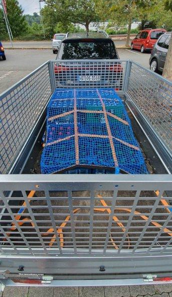 Gurtbandnetz für Anhänger bis 3,5 t | Schutznetze24