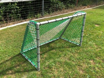 Colorful Goal Net for Soccer (Custom-Made) | Safetynet365