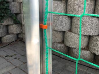 Net Holder for Aluminium Goals | Safetynet365