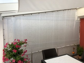 Windscreen Net by the m² (Custom-Made) | Safetynet365