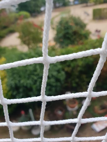 Extra Strong Cat Safety Net, Custom-Made | Safetynet365